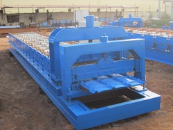 JCX 735 Glazed tile roll forming machine