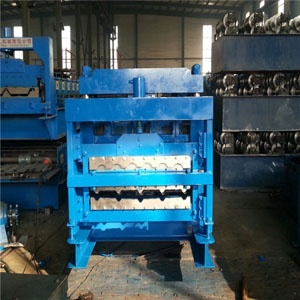 JCX 840/850 Double Layers Roll Forming Machine