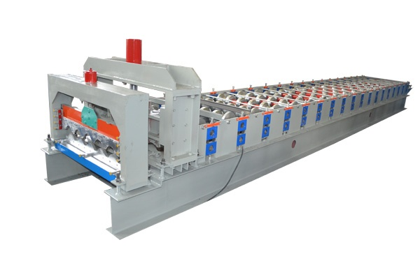 JCX 1000 glazed tile roll forming machine