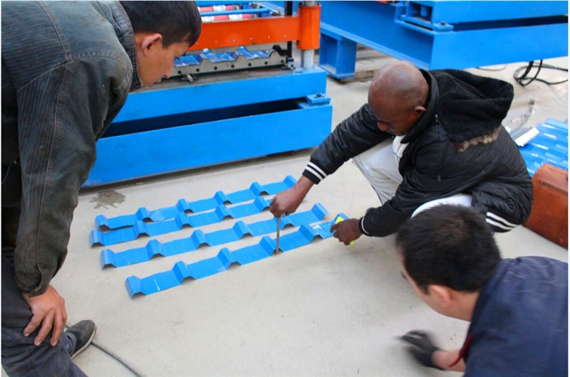 Africa Roll Forming Mill